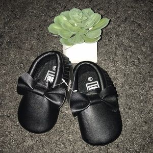 🌟Baby BLACK SHOES 🌟